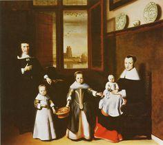 Nicolaes Maes - - - Family portrait