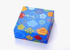 ウメボシ8 design : KOICHI SUGIYAMA(MARU)