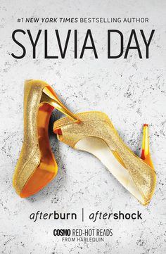 """""""Afterburn/Aftershock"""" by Sylvia Day Jest finished these. Sylvia Day NEVER disappoints! Kylie Scott, Novels To Read, Books To Read, I Love Books, Good Books, Amazing Books, Free Books, Nana Pauvolih, Crossfire Series"""