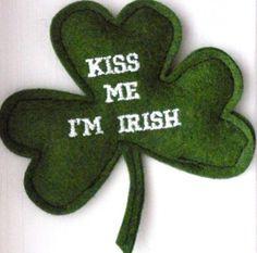 St. Patrick's Day Catnip Toy