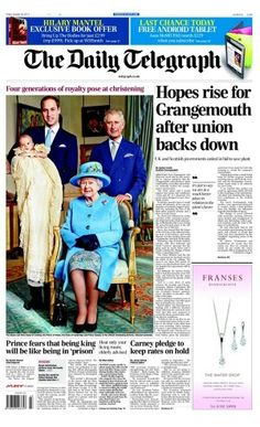 What Would Kate Do? - The Life & Style of Catherine, the Duchess of Cambridge Duchess Kate, Duke And Duchess, Queen 90th Birthday, Newspaper Front Pages, Royal British Legion, The Body Book, British Family, Prince George Alexander Louis, Her Majesty The Queen