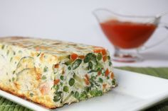 Excellent if it wasnt for the time it takes to prepare. Vegetable Recipes, Vegetarian Recipes, Cooking Recipes, Healthy Recipes, Appetizer Sandwiches, Quiches, I Foods, Love Food, Food And Drink