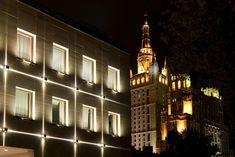 линейный накладной светильник LED фасад - Пошук Google