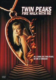 Twin Peaks Fire Walk With Me Laura Palme Vintage Poster