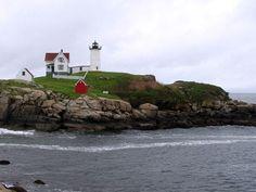 Cape Neddick Light, York, Maine