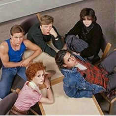 Breakfast club!!