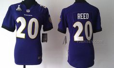 http://www.yjersey.com/nike-ravens-20-reed-purple-women-game-2013-super-bowl-xlvii-jersey-cheap.html #NIKE RAVENS 20 REED PURPLE WOMEN GAME 2013 SUPER BOWL XLVII JERSEY #CHEAPOnly$36.00  Free Shipping!