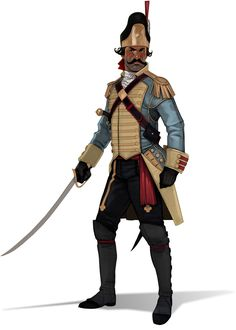 French Seeker - Pictures & Characters Art - Assassins Creed III: Liberation