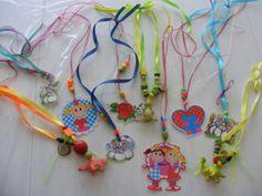 kettingen jarigen, birthday necklaces, zelfmaken, watdoetvanessanu, d.i.y., craft