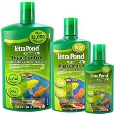 Tetra Pond Algae Control