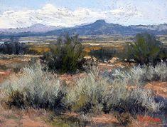 Ghost Ranch, Pedernal by Margi Lucena Pastel ~ 11 x 14 Pastel Landscape, Landscape Art, Landscape Paintings, Pastel Art, Pastel Paintings, Oil Paintings, Western Landscape, Southwestern Art, Mexico Art