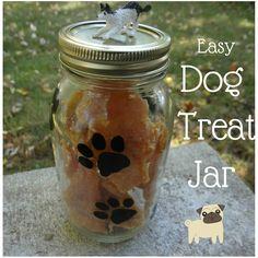 An easy mason jar cr