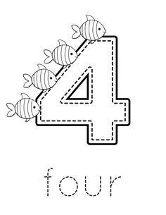 Free Preschool Number Printables – Slap Dash Mom Source by Printable Preschool Worksheets, Printable Numbers, Numbers Kindergarten, Kindergarten Math Worksheets, Preschool Learning Activities, Free Preschool, Material Didático, Math For Kids, 3d Printing