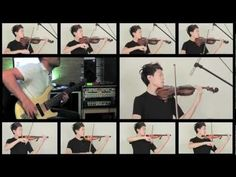 Rock version of cover of Game of Thrones theme song. Awesome!