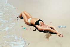 The Castaway — Clean Coast Collective The Castaway, Bikinis, Swimwear, Coast, Collection, Bathing Suits, Swimsuits, Bikini, Bikini Tops