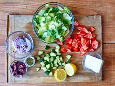 How To Make the Best Diner-Style Greek Salad — Cooking Lessons from The Kitchn