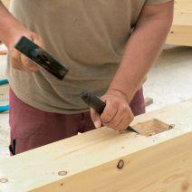 Spájame drevo Tools, Appliance