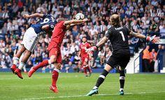 West Bromwich Albion Dapatkan Satu Poin Krusial Di Hawthorns Lawan Liverpool