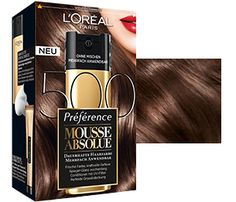 Préférence Mousse Absolue 500 Pures Mittelbraun