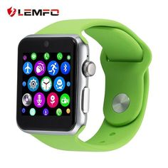 FuzWeb:LEMFO LF07 Smart Watch Phone Support SIm card Bluetooth Wrist Smartwatch Fitness Tracker APK For Apple IOS Android Smartphons