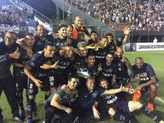 BotafogoDePrimeira: Com hiato entre jogos, Botafogo volta a focar no C...