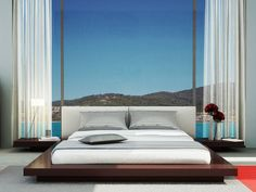 Dormitorio minimalista37