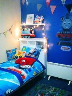 Thomas The Tank Bedroom Idea