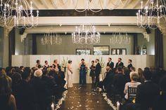 Alexandra Roberts Photography | #AldenCastle #LongwoodVenues #BostonWedding #Boston #Wedding #Bride #Groom #WinterWedding #Ceremony  #Aisle #WeddingPhotography http://longwoodevents.com http://alexandraroberts.com