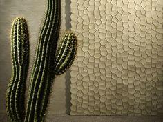 Panel de pared 3D ARIDO by 3D Surface | diseño Jacopo Cecchi, Romano Zenoni