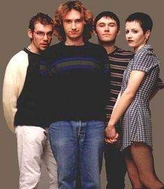 The Cranberries. Why is she so prettyyyy