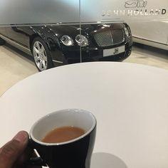 Perfect tea colour  #brew #cuppa #tea #johnholland #sheffield #bentley #continentalgt #luxury #supercar #carswithoutlimits #blacklist #dupontregistry #amazingcars247 by jujones210