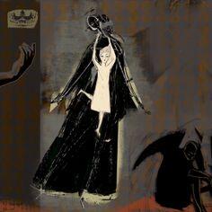 Umarmung  by Sigrid Thaler Digital Art, Aesthetics, Darth Vader, Fictional Characters, Hug, Fantasy Characters