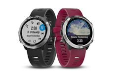 El nuevo reloj Forerunner 645 Music de Garmin, será utilizado en la próxima edición de la Maratón de Santiago.