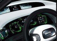Concept Car UI