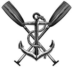 Oar And Anchor