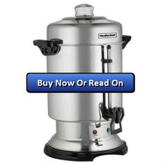 5 443552 300x300 Hamilton Beach Commercial 60 Cup Stainless Steel Coffee Urn Review
