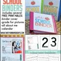 Over 100 Free Printables
