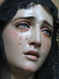 Mary Knows about losing a child.........The Seven Sorrows of Our Lady    1. The Prophecy of Simeon   2. The Flight into Egypt .  3. The Loss of Jesus in the Temple   4. Mary meets Jesus Carrying the Cross   5. The Crucifixion  6. Mary Receives the Dead Body of Her Son  7. The Burial of Her Son and Closing of the Tomb.