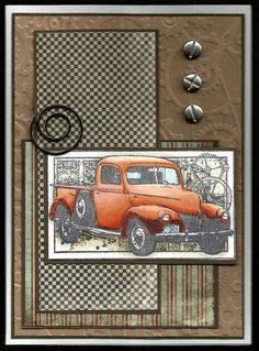 Another Classic by BarbieP - Cards and Paper Crafts at Splitcoaststampers: