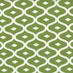Simply Style - Ogee - Lime Green (10814 17) by V and Co. Quilt Fabric- 1/2 Yd BTY for Moda
