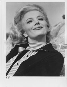 This is a REAL 8 X 10 Black and White Photograph NOT a digital computer print of any kind. Old Hollywood Glamour, Classic Hollywood, Vintage Photographs, Vintage Photos, Gena Rowlands, John Cassavetes, Dramatic Classic, Film Inspiration, Old Movies