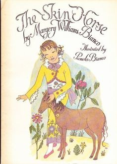 The Skin Horse (Star & Elephant Book) by Margery Williams... https://www.amazon.com/dp/0914676253/ref=cm_sw_r_pi_dp_U_x_aIZnAbRBD379W