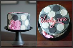 Thirty-One Cake