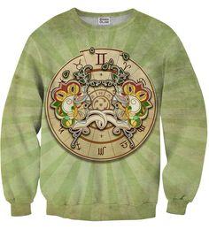 Gemini sweater, Mr. GUGU & Miss GO