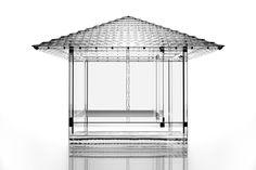ARCHITECTURE | TOKUJIN YOSHIOKA INC.| JOU-AN / GLASS TEA HOUSE / 2011