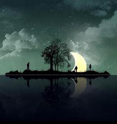 Moon River. Twitter:@CastelanOficial