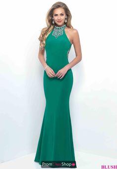 Fitted Blush Jersey Dress 11307