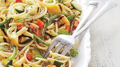 Grilled Vegetable Primavera