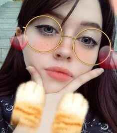 Glasses, Instagram, Sexy, Gatos, Face, Eyewear, Eyeglasses, Eye Glasses