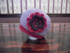 Berries and Lavender Child to Teen Flower by MarlowsGiftCottage, $18.00